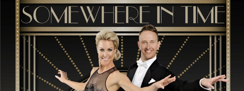 Ian Waite and Natalie Lowe