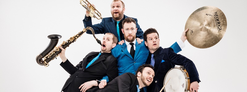 The Horne Section large