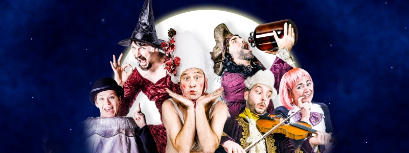 The Suggestibles' Impro Pantso