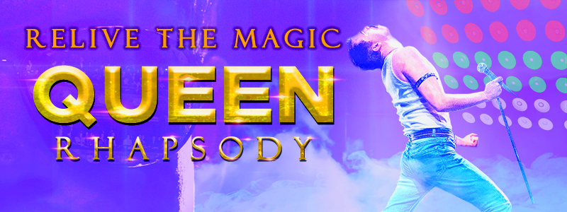 Relive The Magic - Queen Rhapsody