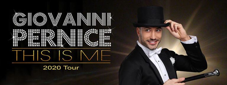 Giovanni Pernice  - This is Me 2020 Tour
