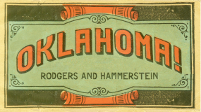 Oklahoma by Rogers and Hammerstein