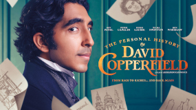 David Copperfield film poster
