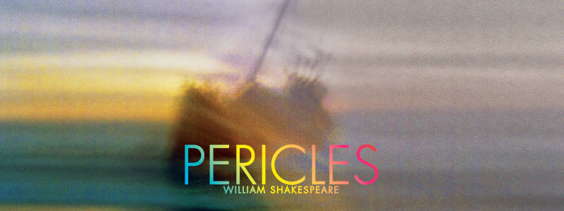 Pericles - William Shakespeare - Blurred ship image